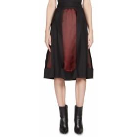 ロベルトカバリ レディース スカート Wool Layered Skirt