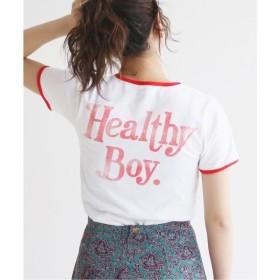 [マルイ] レディスカットソー(SLOBE citron. Healthy Boy パイピングTシャツ◆)/スローブイエナ(SLOBE IENA)