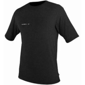 オニール ラッシュガード Hybrid T-Shirt BLACK