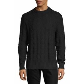 ブリオーニ Men Clothing Textured Wool Sweater