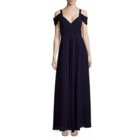 ランドリーバイシェルシーガル レディース ワンピース Cold-Shoulder Shirred Gown