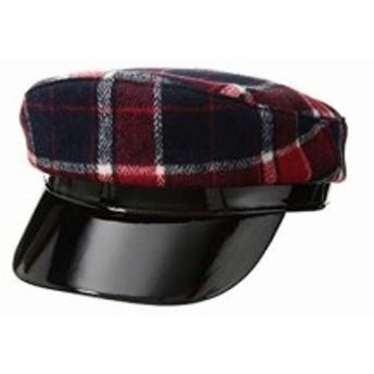 サン ディエゴ ハット カンパニー レディース ハット キャップ 帽子 CTH8148 Plaid Fisherman Cap with Fau