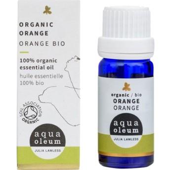 アクアオレウム オレンジ オーガニック 精油 (10mL)