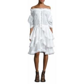 ファイスコネクション レディース ワンピース Off-the-Shoulder Sailor Dress