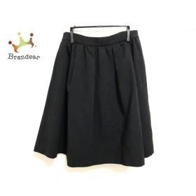 ドレステリア DRESSTERIOR スカート サイズ36 S レディース 美品 黒  値下げ 20190812