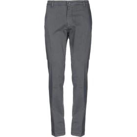 《期間限定セール開催中!》SEI TRE SEI メンズ パンツ 鉛色 54 コットン 97% / ポリウレタン 3%