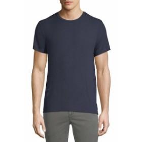 Men Clothing Crewneck T-shirt