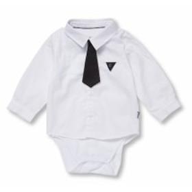 カールラガーフェルド キッズ ガールズ トップス Little Girls Dress Shirt Onesie