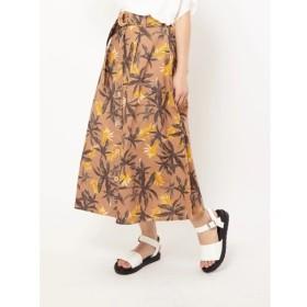 [マルイ]【セール】【Park Ave】前ボタンベルト付きスカート/エージープラス(a.g.plus)