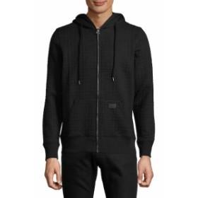 Men Clothing Wave Length Hoodie