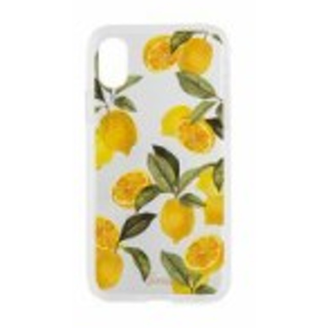 ソニックス iPhone (X)ケース Lemon Zest iPhone X Case Lemon Zest