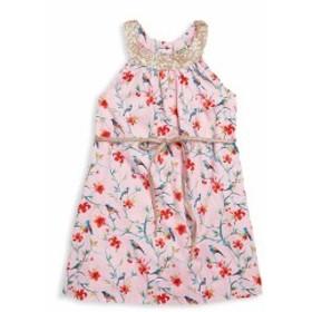 ソフィー カタルー キッズ ガールズ スカート ドレス Little Girls & Girls Floral Cotton Dress