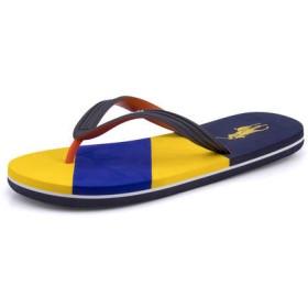 SALE!Polo Ralph Lauren(ポロラルフローレン) WHTLBURY 3 メンズビーチサンダル(ウエスベリ3) RC35 マルチ【ネット通販特別価格】 カジュアル