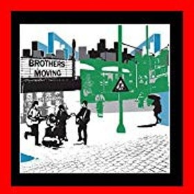 Brothers Moving [CD] Brothers Moving