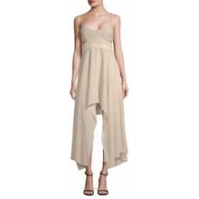 ハルストンヘリテージ レディース ワンピース Cut-Out Sweetheart Midi Dress