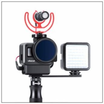 Vlog撮影が可能なGoPro Heroシリーズケース【ulanzi】【SG】