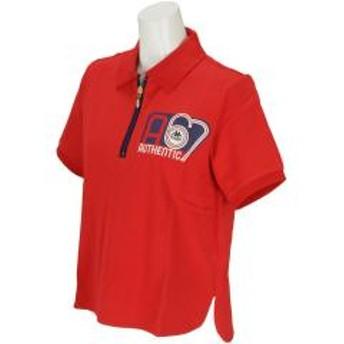 カッパ KappaKappa G A67半袖ポロシャツ レディス