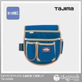 TJMデザイン(タジマ) タジマタフマックス丸底釘袋工具差し付   TM-KUGKM