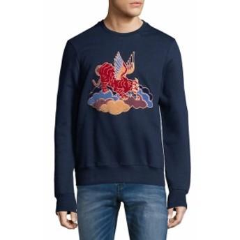 イレブンパリ Men Clothing Iris Nokat Cotton Sweater