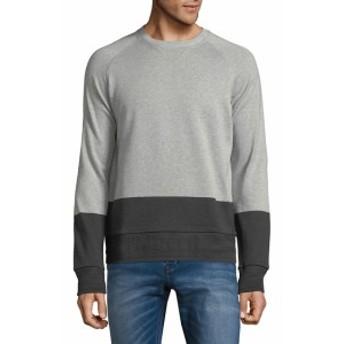 ボスヒューゴボス Men Clothing Colorblock Cotton Sweater