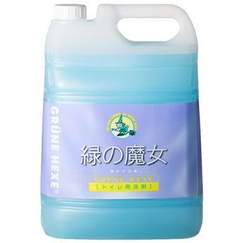 緑の魔女 トイレ用洗剤 (5L)