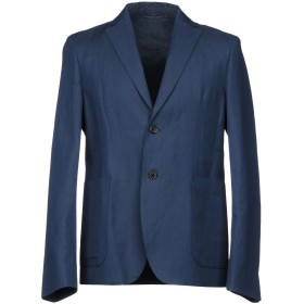 《期間限定セール開催中!》ACNE STUDIOS メンズ テーラードジャケット ダークブルー 50 麻 63% / コットン 37%