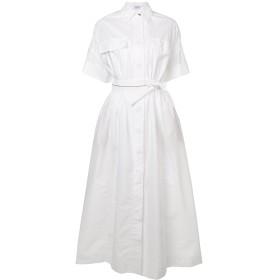 Brunello Cucinelli シャツドレス - ホワイト