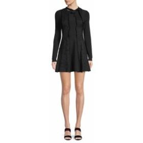 ヴァレンティノ レディース ワンピース Lace A-Line Mini Dress