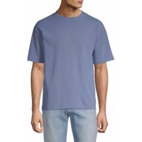 ヴァレンティノ Men Clothing Crewneck Jersey Tee