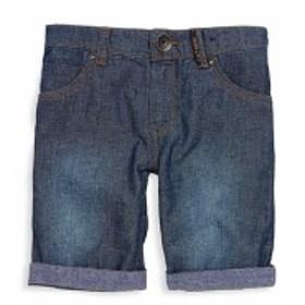 カティミニ キッズ ボーイズ パンツ Little Boys & Boys Textured Denim Shorts