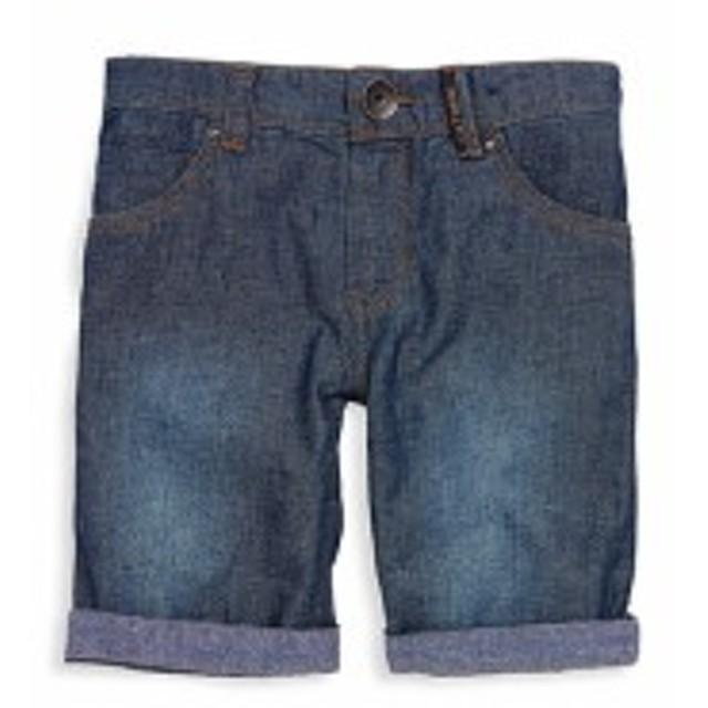 カティミニ キッズ ボーイズ パンツ Little Boys &amp Boys Textured Denim Shorts