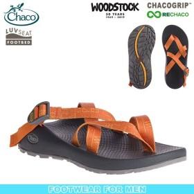 チャコ Chaco メンズ テグ ウッドストック ニューネイティブラスト サンダル スポーツサンダル