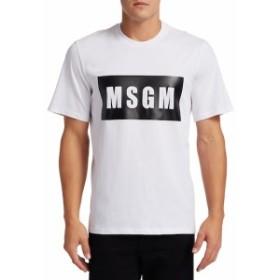 Men Clothing Logo T-Shirt