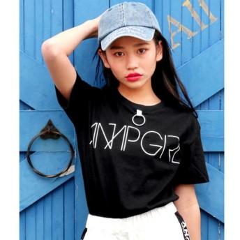 [マルイ]【セール】リング付BACKプリントTシャツ/アナップキッズ&ガール(ANAP KIDS&GIRL)