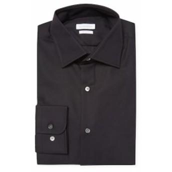 J. リンデベルク Men Clothing Daniele Ca Twill Dress Shirt