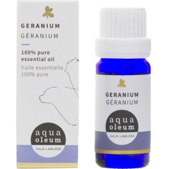 アクアオレウム エッセンシャルオイル ゼラニウム (10mL)