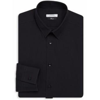 ヴェルサーチ Men Clothing Button-Front Dress Shirt