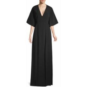アレクシス レディース ワンピース Mirren Flutter Sleeve Maxi Dress