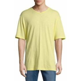 トミーバハマ Men Clothing Portside Player Vee Tee