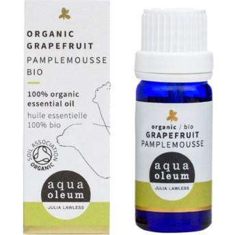 アクアオレウム グレープフルーツ オーガニック 精油 (10mL)