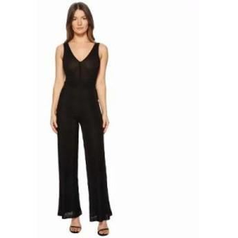ミッソーニ オールインワン Solid Knit V-Neck Jumpsuit Black