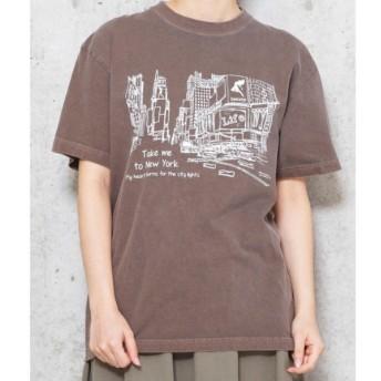 [マルイ]【セール】NYCITY Tシャツ/ファクターイコール(Factor=)