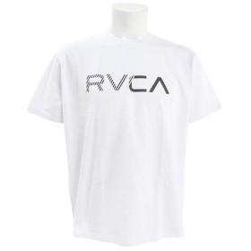 RVCA BLINDER 半袖Tシャツ AJ041238 WHT (Men's)