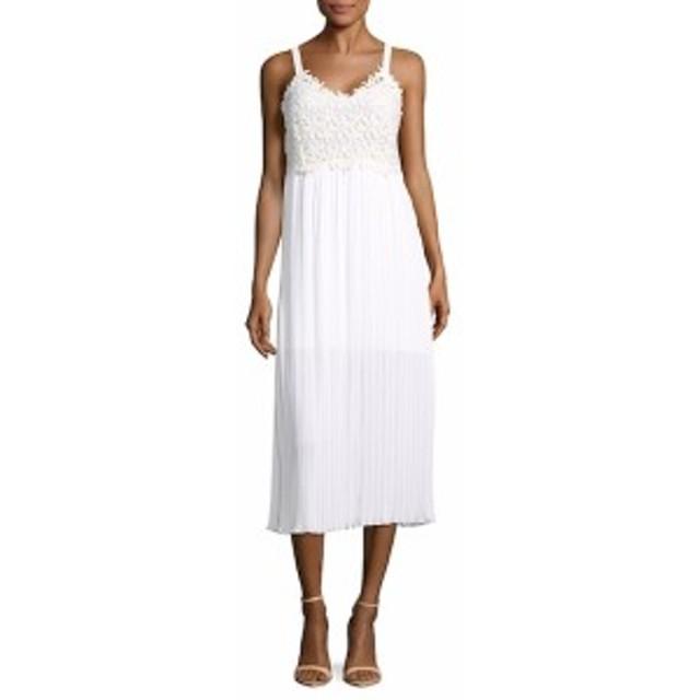 フレンチコネクション レディース ワンピース Posy Lace Midi Dress