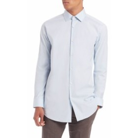 セオリー Men Clothing Cotton Button-Down Shirt