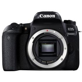 【中古】Canon製 一眼レフカメラ EOS 9000D ボディ 欠品あり 未使用
