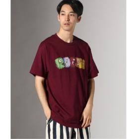 [マルイ]【セール】メンズTシャツ(BOGEN/ボーゲン×PELOQOON コラボ KEMOJI Tシャツ)/ジャーナルスタンダード(メンズ)(JOURNAL STANDARD MEN'S)