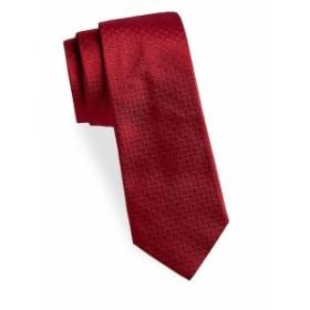 サックスフィフスアベニュー メンズ ネクタイ Textured Silk Tie