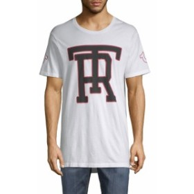 トゥルー リリジョン Men Clothing Cotton Logo T-Shirt