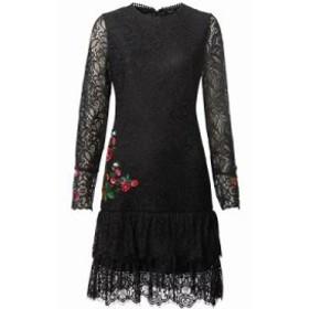 デジグアル ボディコンドレス Dress Boreal black